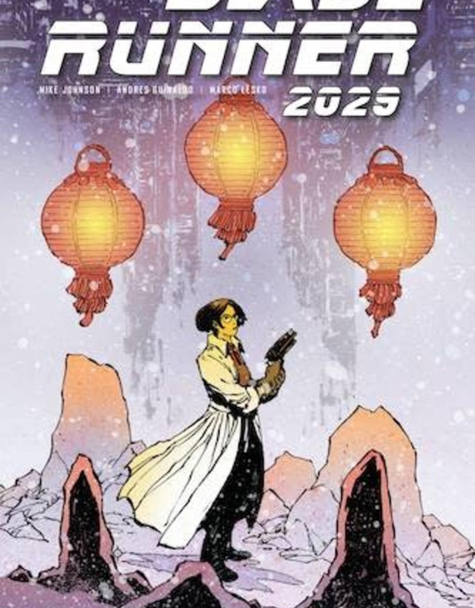 Titan Comics Blade Runner 2029 #4 Cvr C Mitten