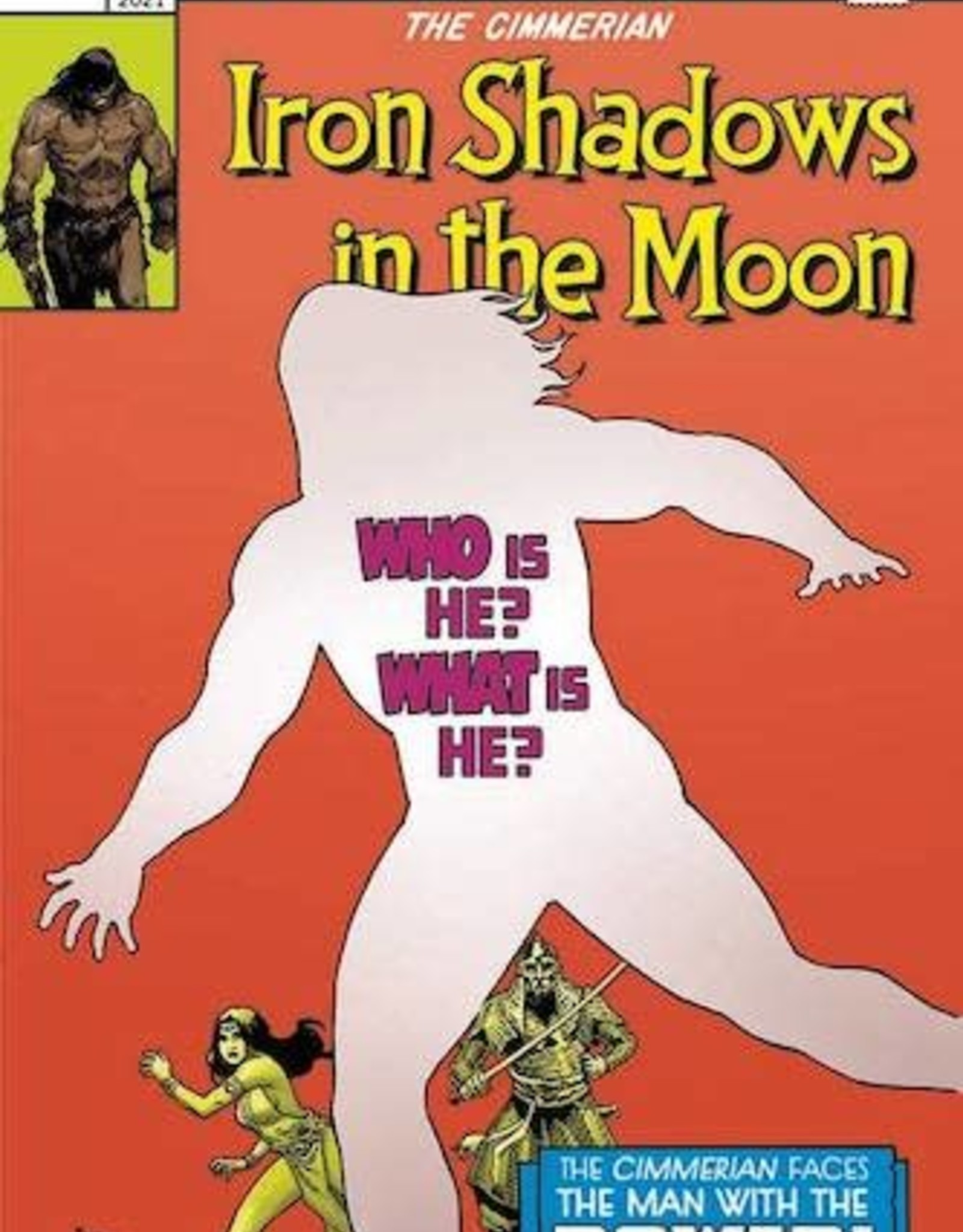 Ablaze Cimmerian Iron Shadows In Moon #1 Cvr D Casas