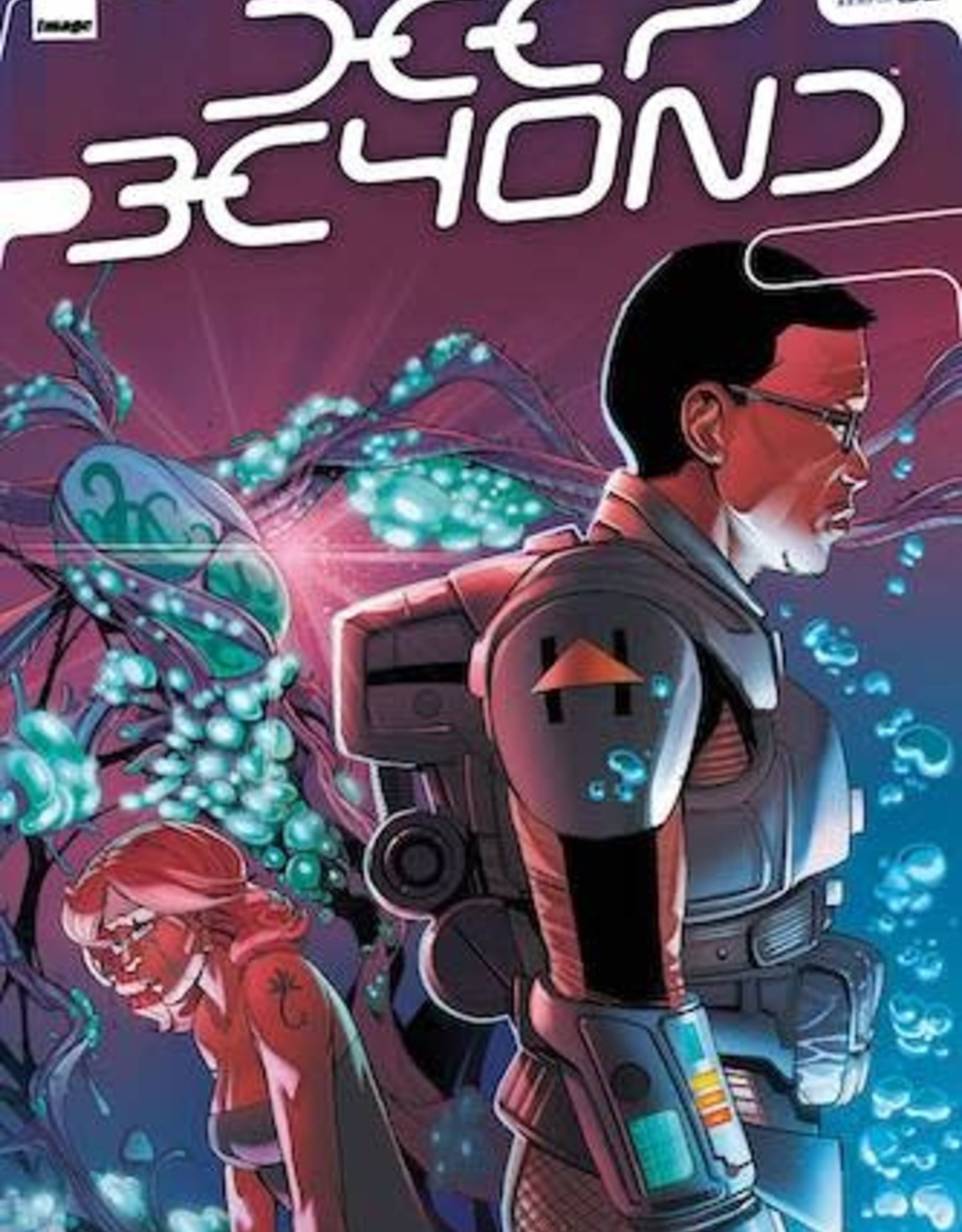 Image Comics Deep Beyond #3 Cvr A Broccardo