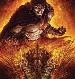 Dark Horse Comics God Of War Fallen God #2