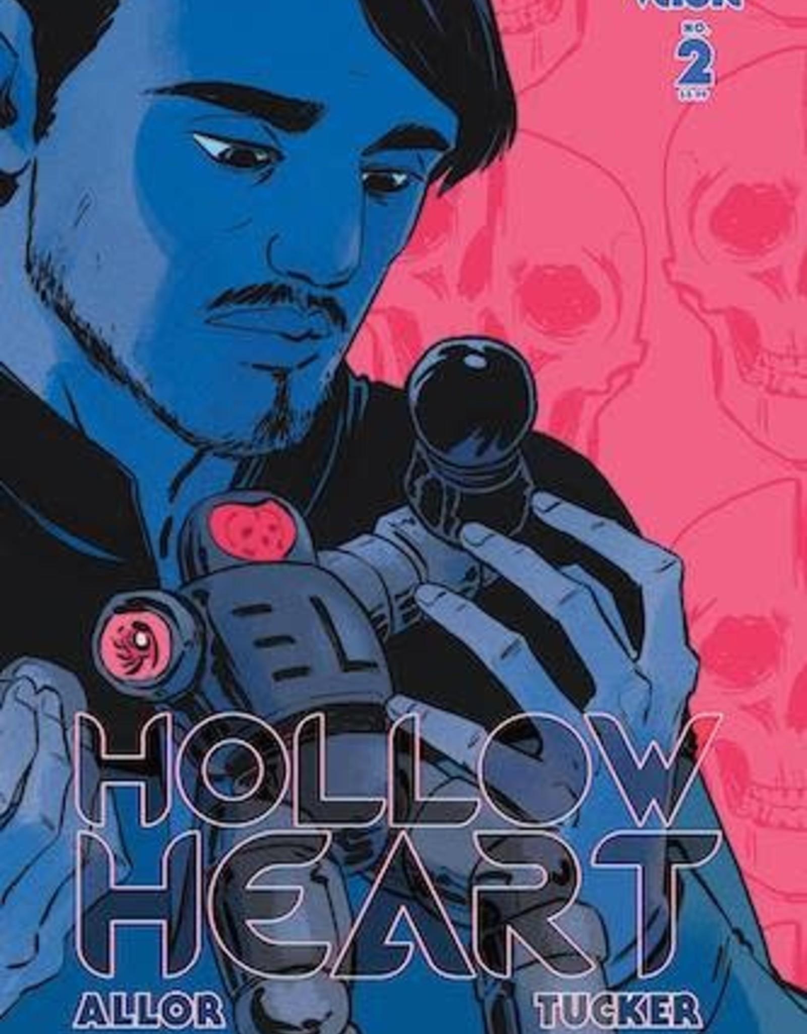 Vault Comics Hollow Heart #2 Cvr B Hickman