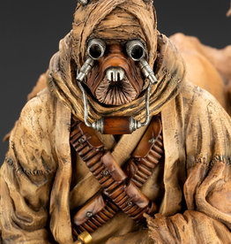 Kotobukiya Star Wars New Hope Tusken Raider Barbaric Desert Tribe Artfx Statue
