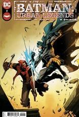 DC Comics Batman Urban Legends #2 Cvr A Hicham Habchi