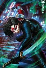 DC Comics Batman Urban Legends #2 Cvr C Derrick Chew Var