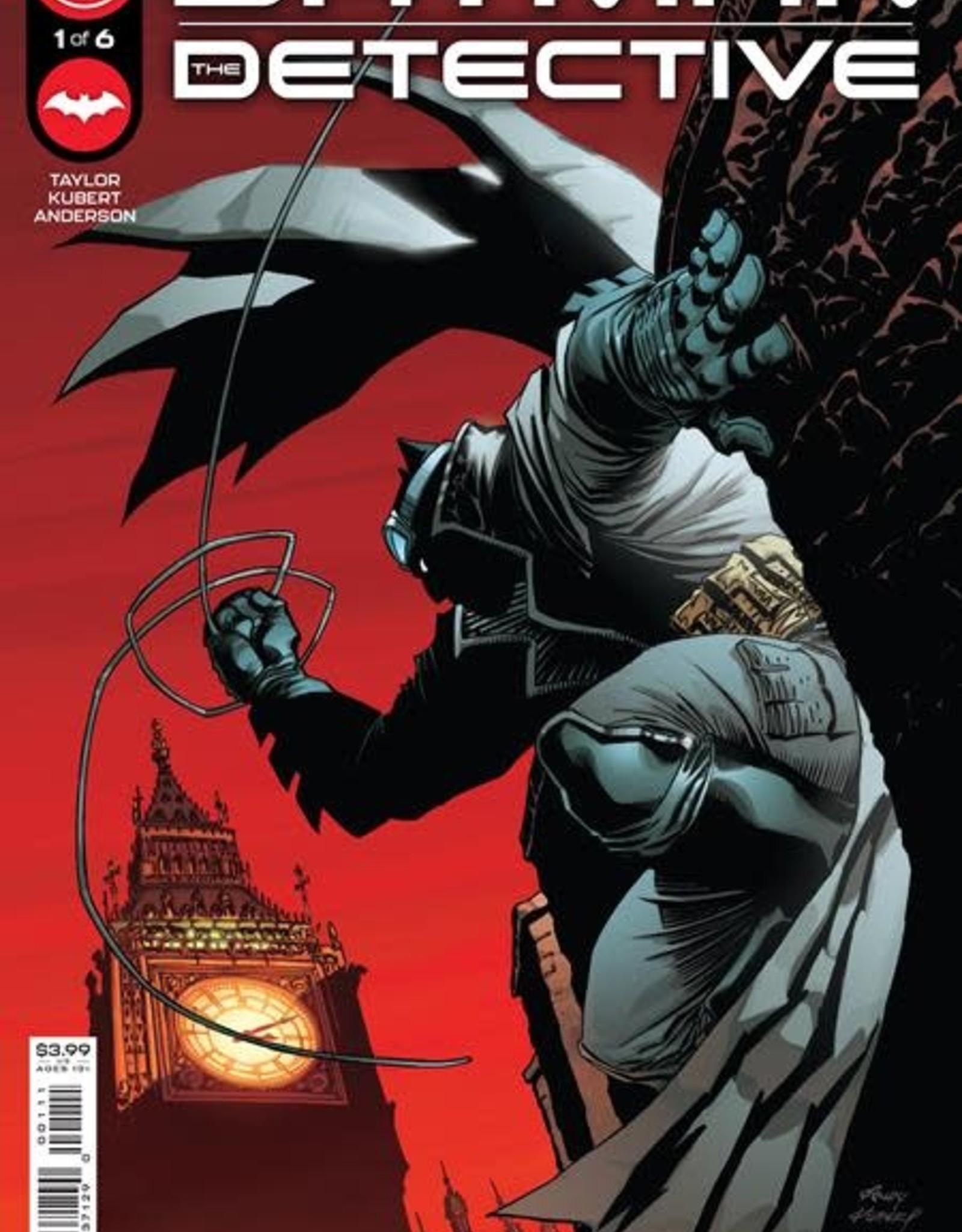 DC Comics Batman The Detective #1 Cvr A Andy Kubert