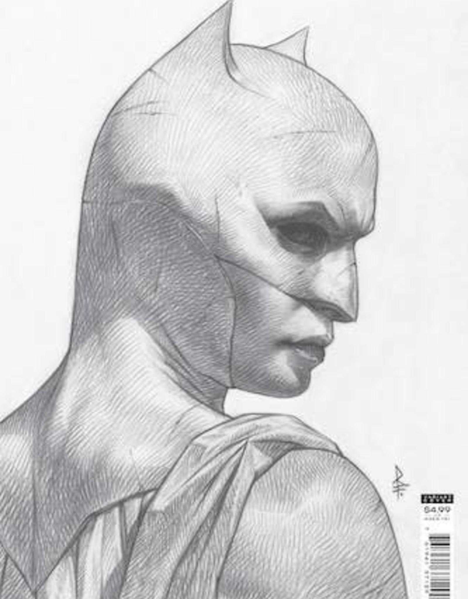 DC Comics Batman The Detective #1 Inc 1:25 Riccardo Federici Card Stock Var