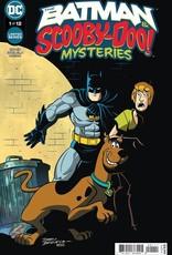 DC Comics Batman & Scooby-Doo Mysteries #1