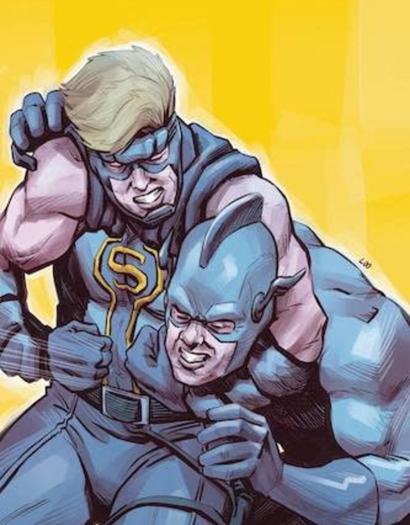 Dark Horse Comics Black Hammer Visions #3 Cvr B Loo