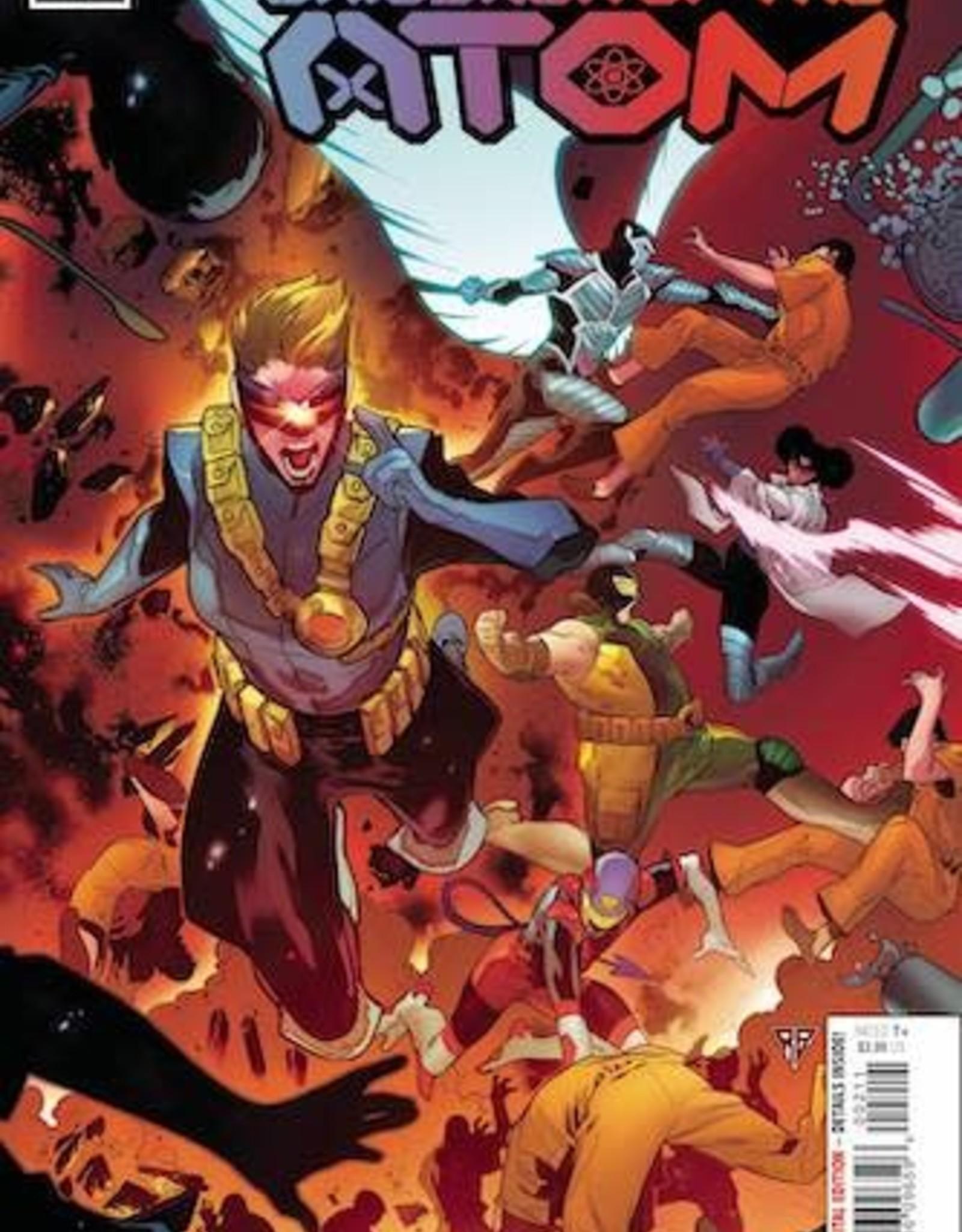Marvel Comics Children Of Atom #2