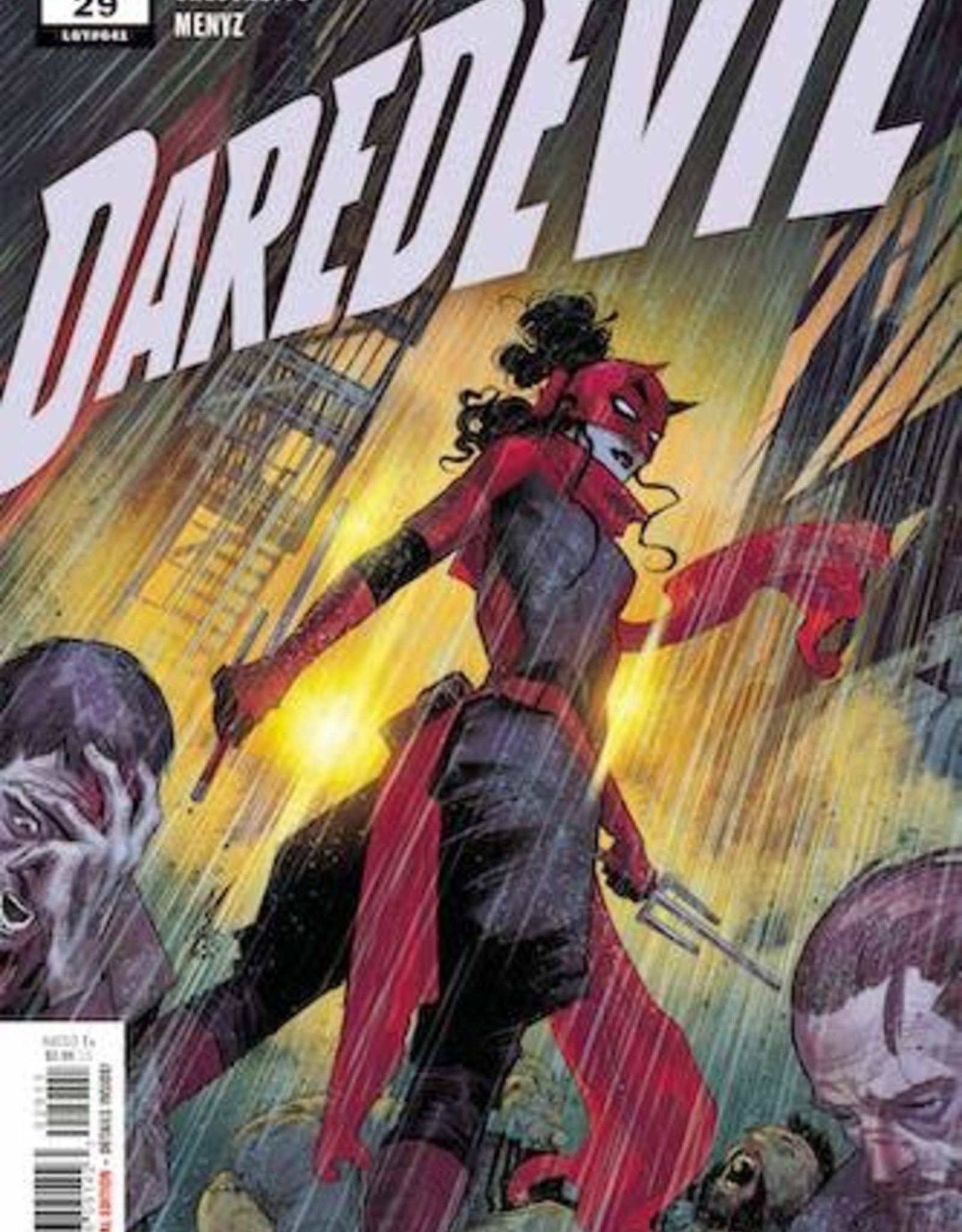 Marvel Comics Daredevil #29
