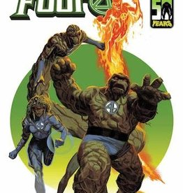 Marvel Comics Fantastic Four #30 Acuna The Thing-Thing Var KIB