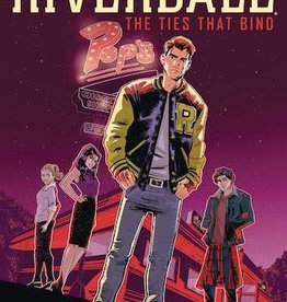 Archie Comic Publications Riverdale Ties That Bind Ogn