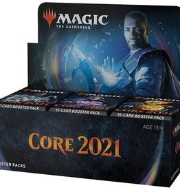 Wizards of the Coast Magic the Gathering: Core 2021 Booster Box