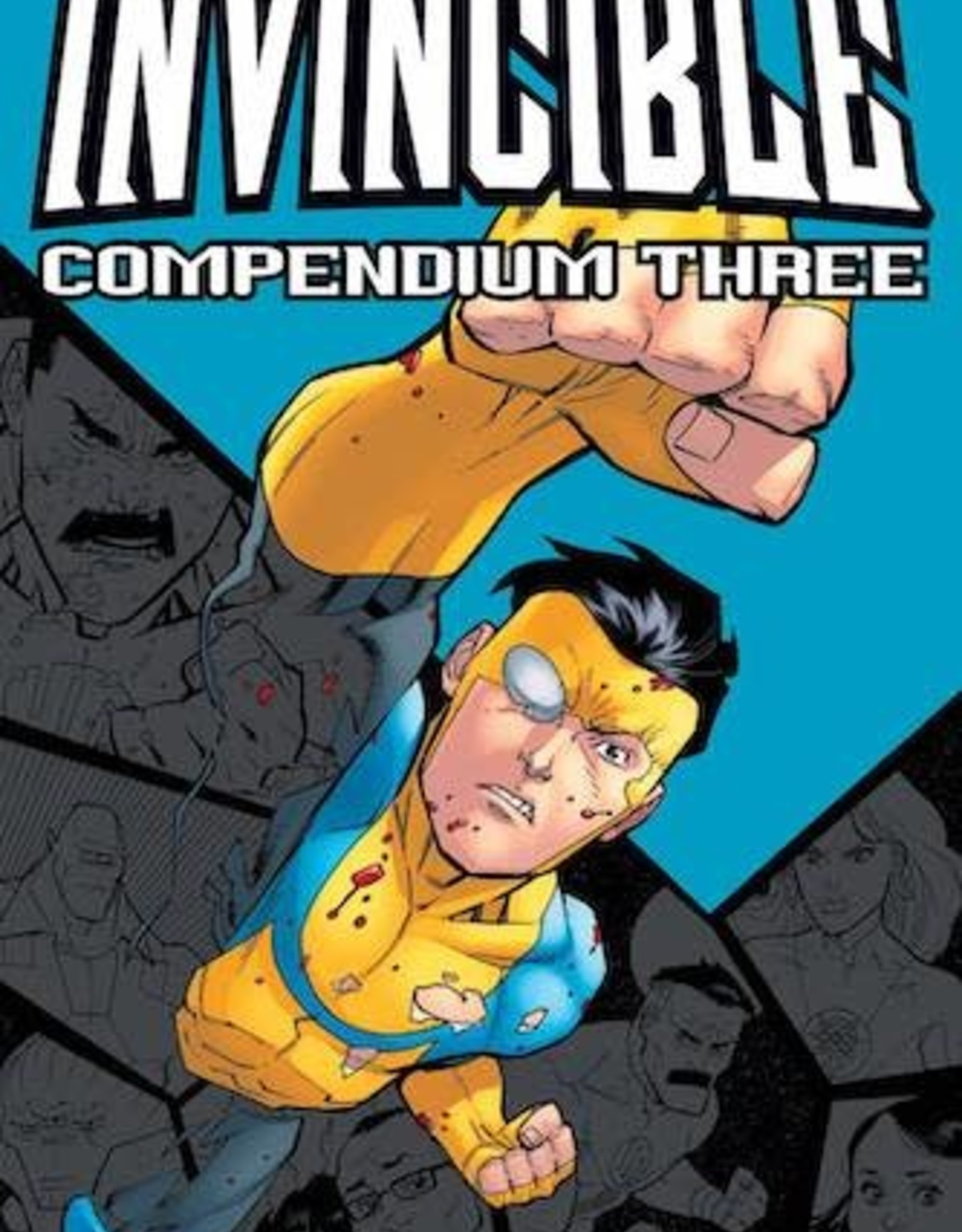 Image Comics Invincible Compendium TP Vol 03