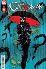 DC Comics Catwoman #30 Cvr A Joelle Jones
