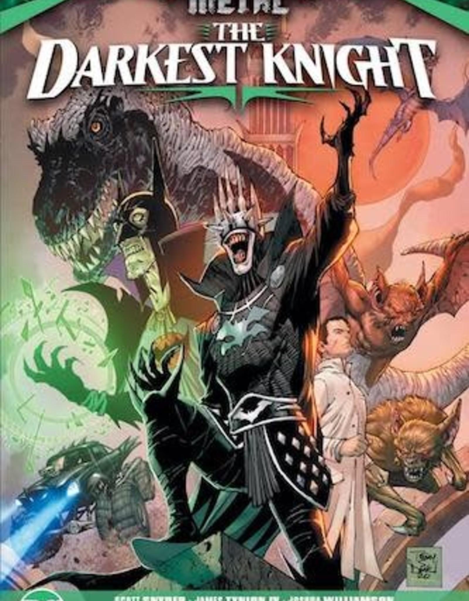 DC Comics Dark Nights Death Metal The Darkest Knight TP
