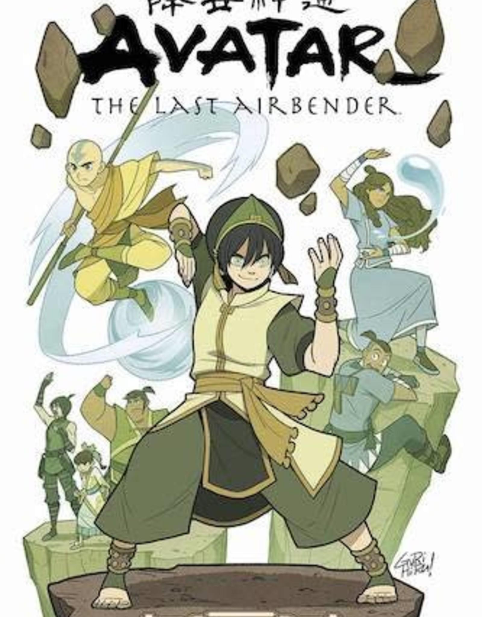 Dark Horse Comics Avatar Last Airbender Rift Omnibus TP