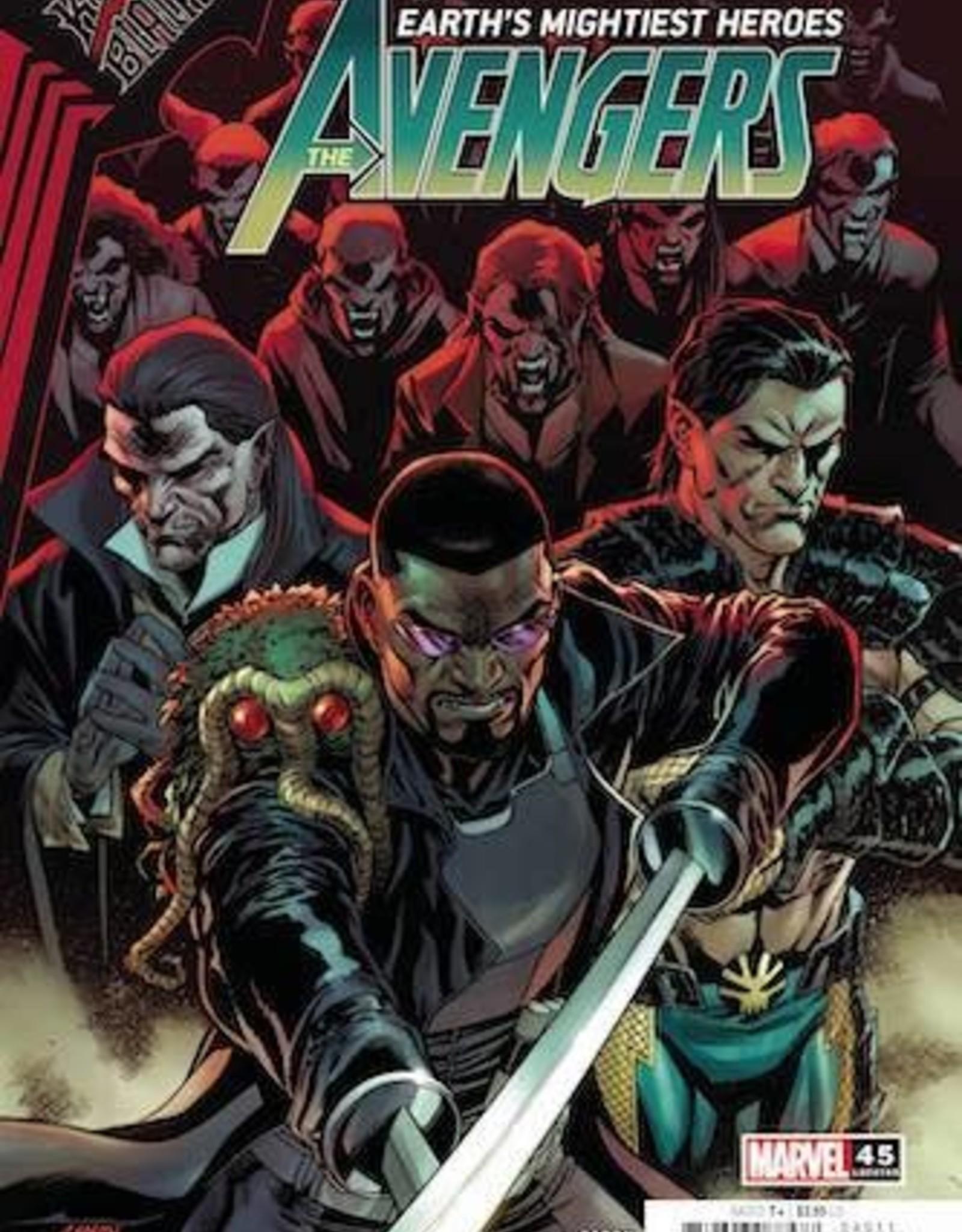 Marvel Comics Avengers #45 KIB
