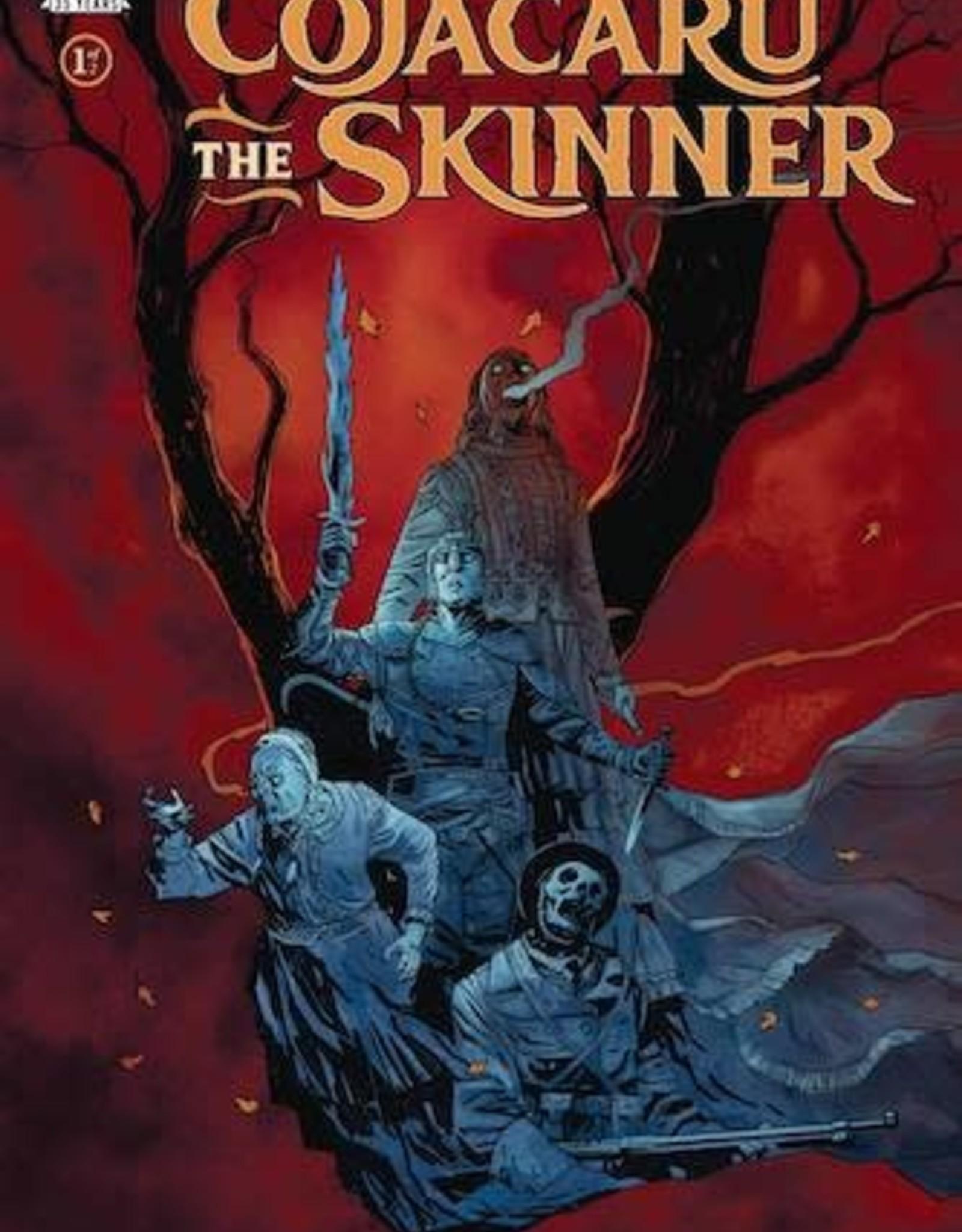 Dark Horse Comics Cojacaru The Skinner #1 Cvr A Bergting