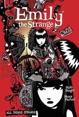 Dark Horse Comics Complete Emily The Strange All Things Strange 2nd Ed
