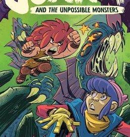 Oni Press Jonna And The Unpossible Monsters #2 Cvr B Suriano