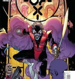 Marvel Comics Way Of X #1