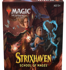 Wizards of the Coast Magic the Gathering: Strixhaven Bundle