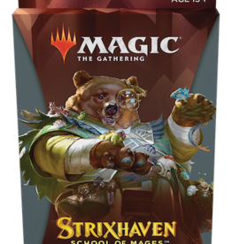 Wizards of the Coast Magic the Gathering: Strixhaven Witherbloom Theme Booster