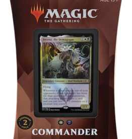 Wizards of the Coast Magic the Gathering: Strixhaven Commander Silverquill Statement