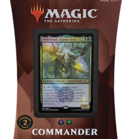 Wizards of the Coast Magic the Gathering: Strixhaven Commander Witherbloom Witchcraft