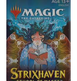 Wizards of the Coast Magic the Gathering: Strixhaven Collector Booster Pack