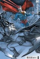 DC Comics Batman Superman #17 Cvr B Rodolfo Migliar Card Stock Var