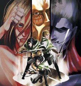 Kodansha Comics Attack On Titan Gn Vol 33