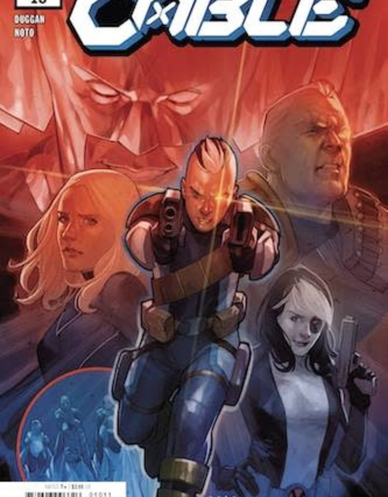 Marvel Comics Cable #10