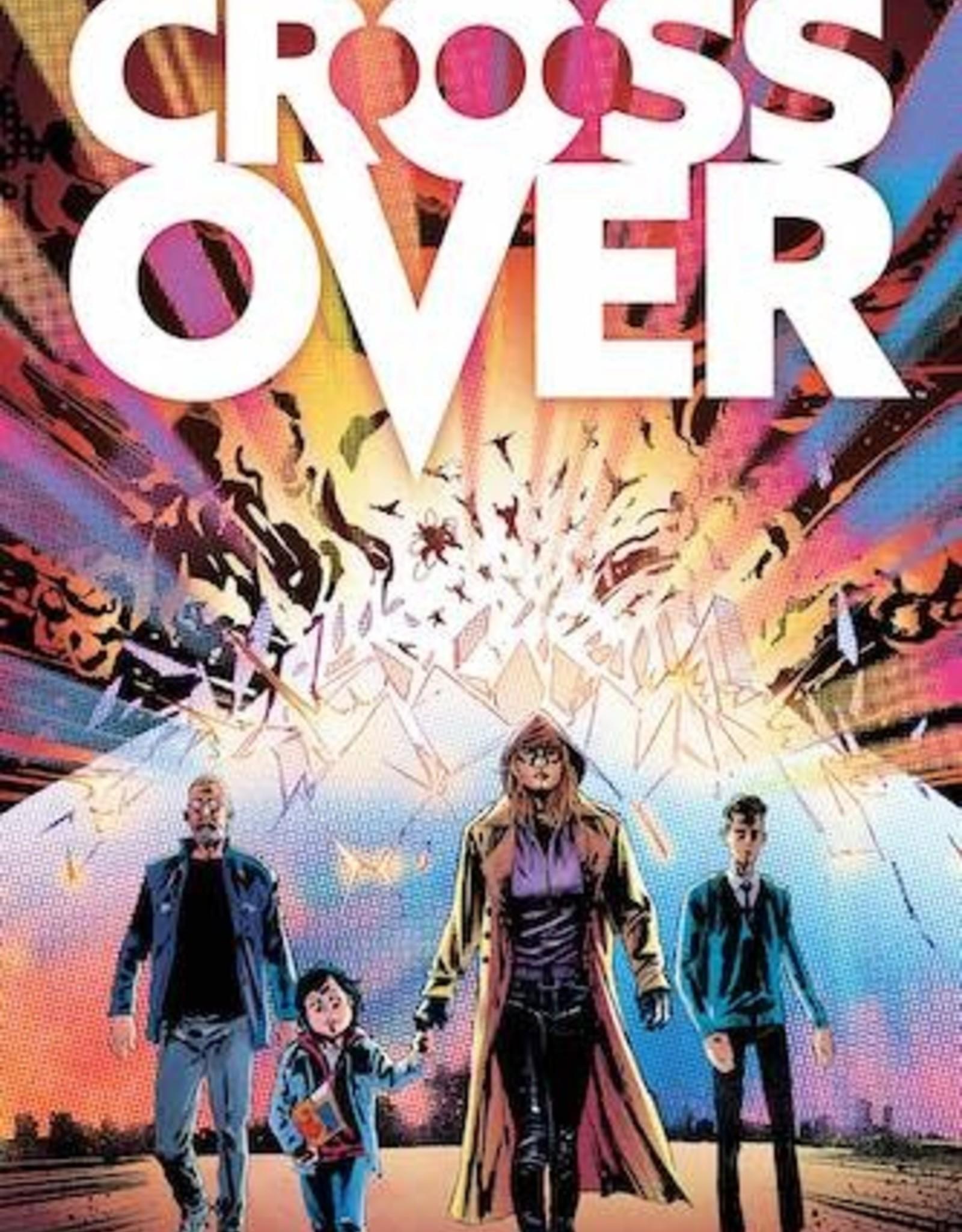 Image Comics Crossover #6 Cvr A Shaw