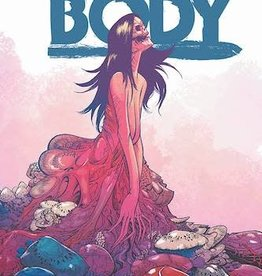 AfterShock Comics I Breathed A Body #4