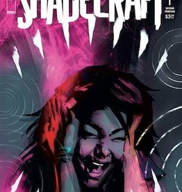 Image Comics Shadecraft #1 2nd Ptg