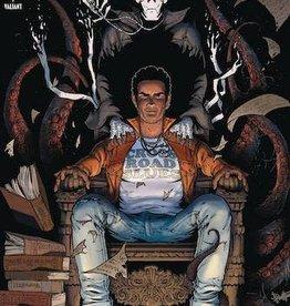 Valiant Entertainment Shadowman (2020) #1 Cvr A Davis-Hunt
