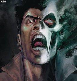 Valiant Entertainment Shadowman (2020) #1 Cvr B Reis