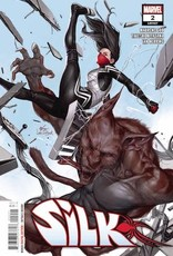 Marvel Comics Silk #2