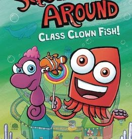 Graphix Squidding Around Gn Vol 02 Class Clown Fish