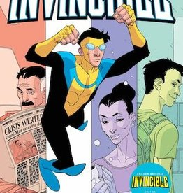 Image Comics Invincible TP Vol 01 Family Matters