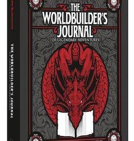 Clarkson Potter D&D Worldbuilder`s Journal Of Legendary Adventures HC