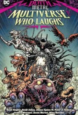 DC Comics Dark Nights: Death Metal: The Multiverse Who Laughs TP