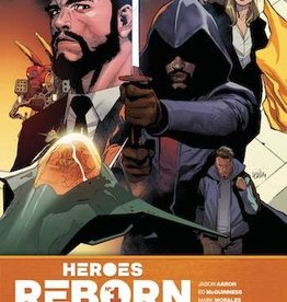 Marvel Comics Heroes Reborn #1