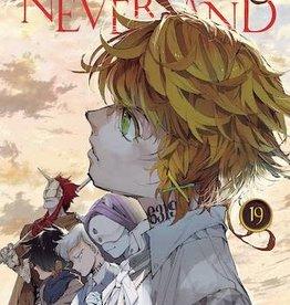 Viz Media Promised Neverland Vol 19 GN