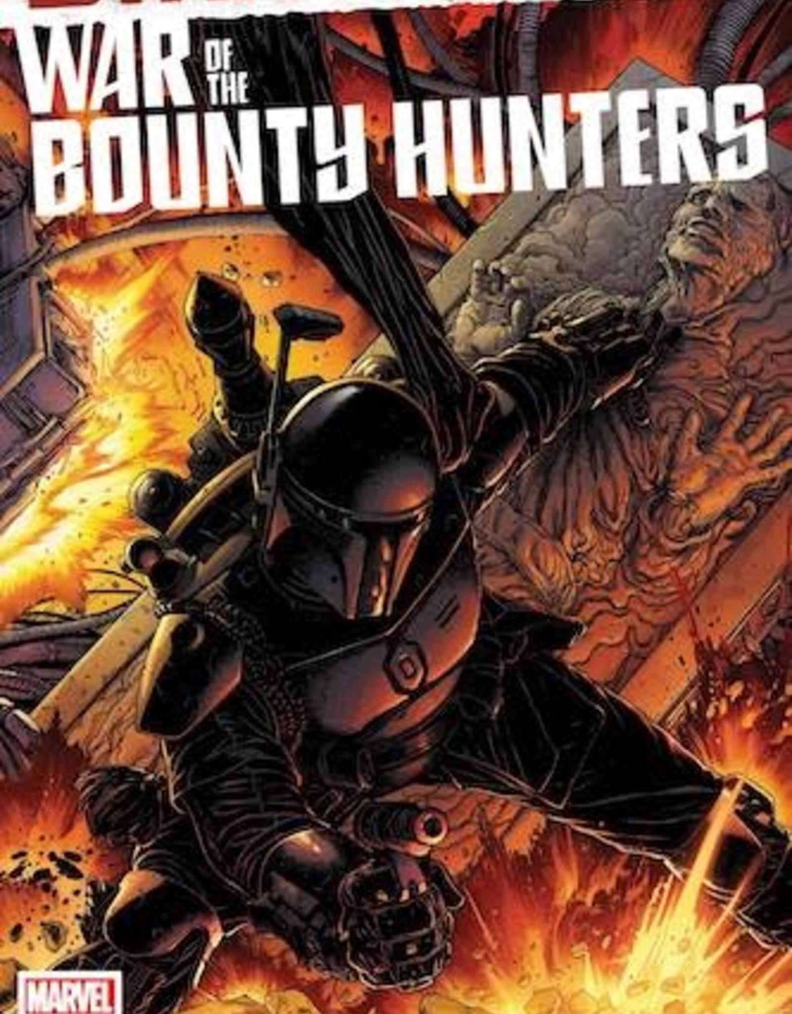 Marvel Comics Star Wars War Bounty Hunters Alpha #1 Black Armor 1:50 Var