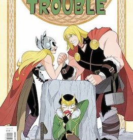 Marvel Comics Thor And Loki Double Trouble #3