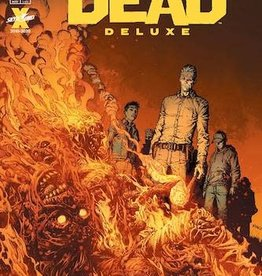 Image Comics Walking Dead Dlx #14 Cvr A Finch & Mccaig