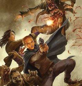 Image Comics Walking Dead Dlx #14 Cvr C Rapoza